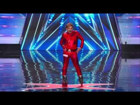 America's Got Talent 2014 - Auditions - Juan Carlos