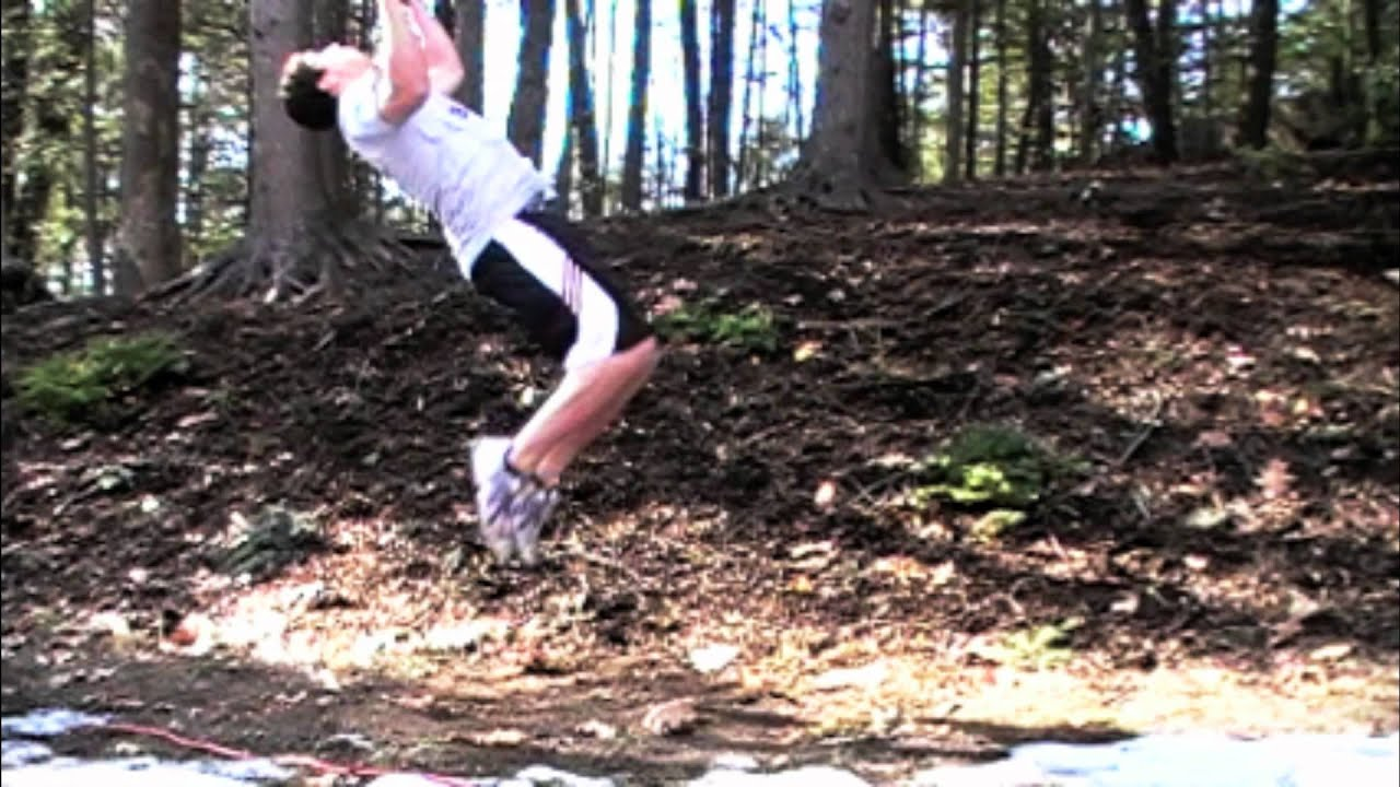 The Best Way to Do a Backflip - wikiHow