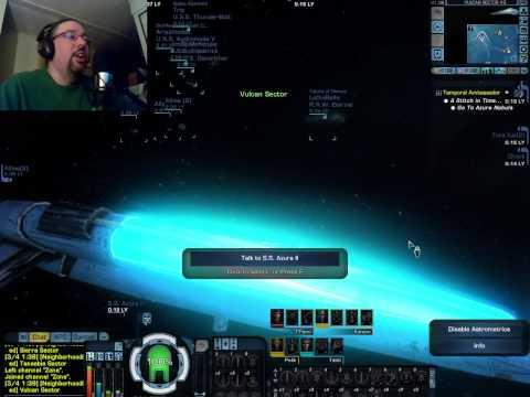 Star Trek Online: My 1st visit to Vulcan - Part 1 of N