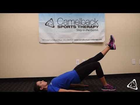 Core Strengthening - Camelback Sports Therapy