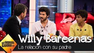 Willy Bárcenas confiesa cómo es la relación actual con su padre, Luis Bárcenas - El hormiguero 3.0