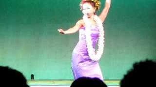 2008年7月スパリソートハワイアンズ フラダンス 森山花奈 検索動画 29