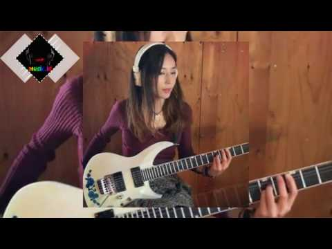 The Most Beautiful Female Guitarist - Yuki D Drive