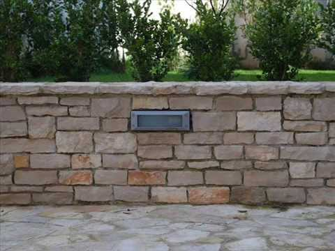 Rivestimenti esterni in pietra youtube - Piastrelle di pietra per esterni ...
