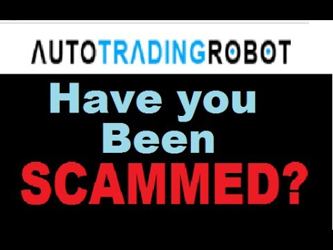 Auto Trading Robot Review - (New Scam Update). Have you been SCAMMED?!