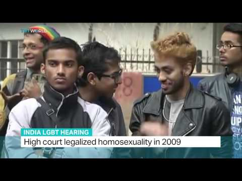 Interview with Human rights activist Jerry Johnson about India LGBT hearing