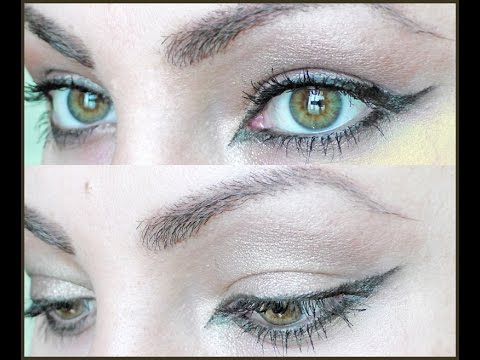 Makeup tutorials green