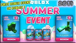 NEW EVENT GIVES FREE ROBUX !!! / Roblox Summer Event !! / New Promo Codes & Free Robux / Roblox