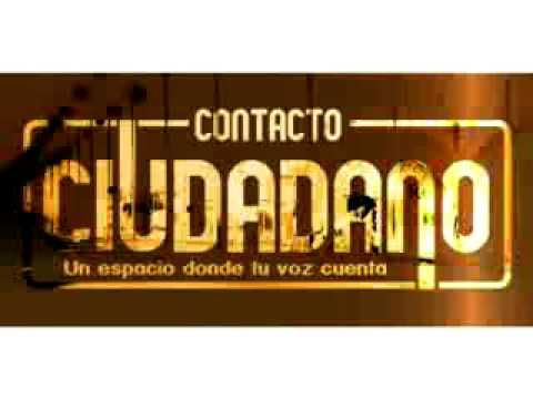 Contacto Ciudadano 15 Mar Conferencia sobre el VIH, Papiloma Humano