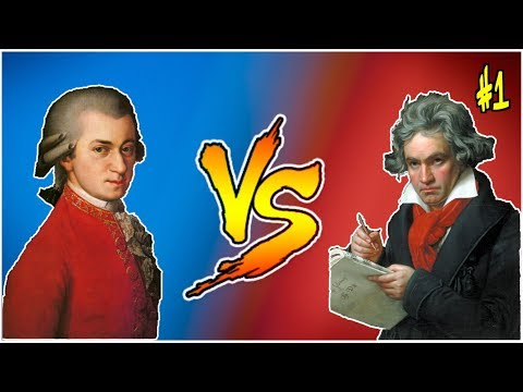 VERSUS - EPISODE 1 : MOZART VS BEETHOVEN