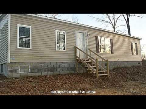 660 Bryant Drive Attalla 35954 Brick Rancher Home | 256-341-7171 | Gadsden AL | 35954