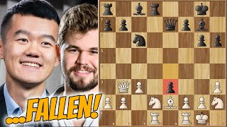 London Has... || Carlsen vs Ding || Magnus Carlsen Grand Final (2020)