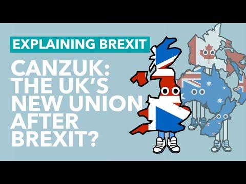The CANZUK Union Explained - Explaining Brexit
