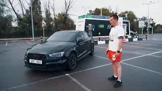 Представительный и престижный Audi A3 | Тест-драйв Autopark.ua