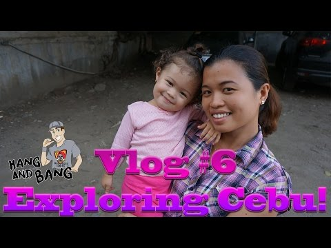 Visiting Santo De Nino De Cebu, Magellan's Cross and Cebu Appliance Center Vlog 6