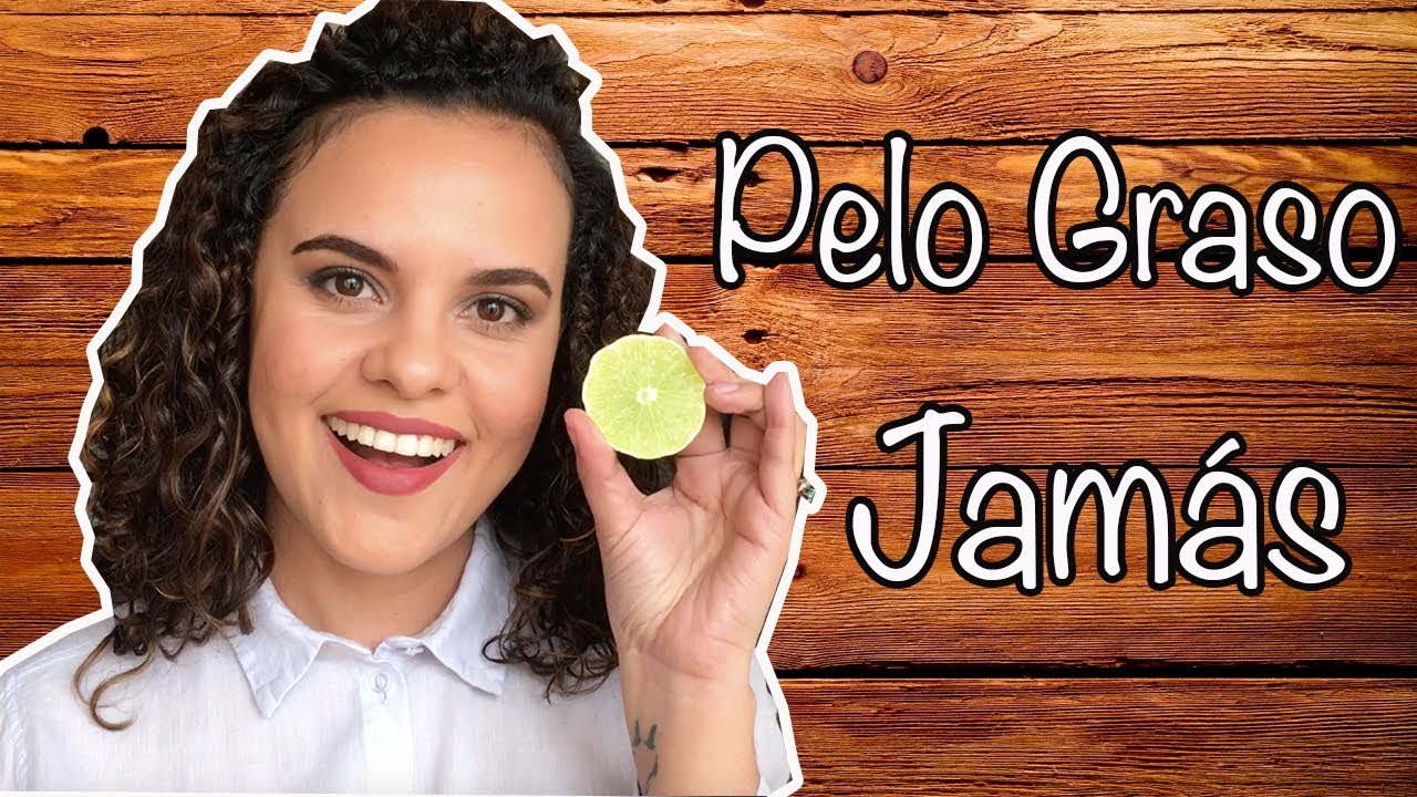 Mascarilla Con Limón Para Cabello Graso Sami Beauty Tv Youtube
