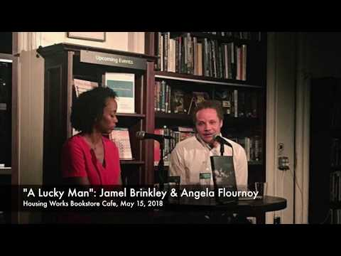 Jamel Brinkley and Angela Flournoy
