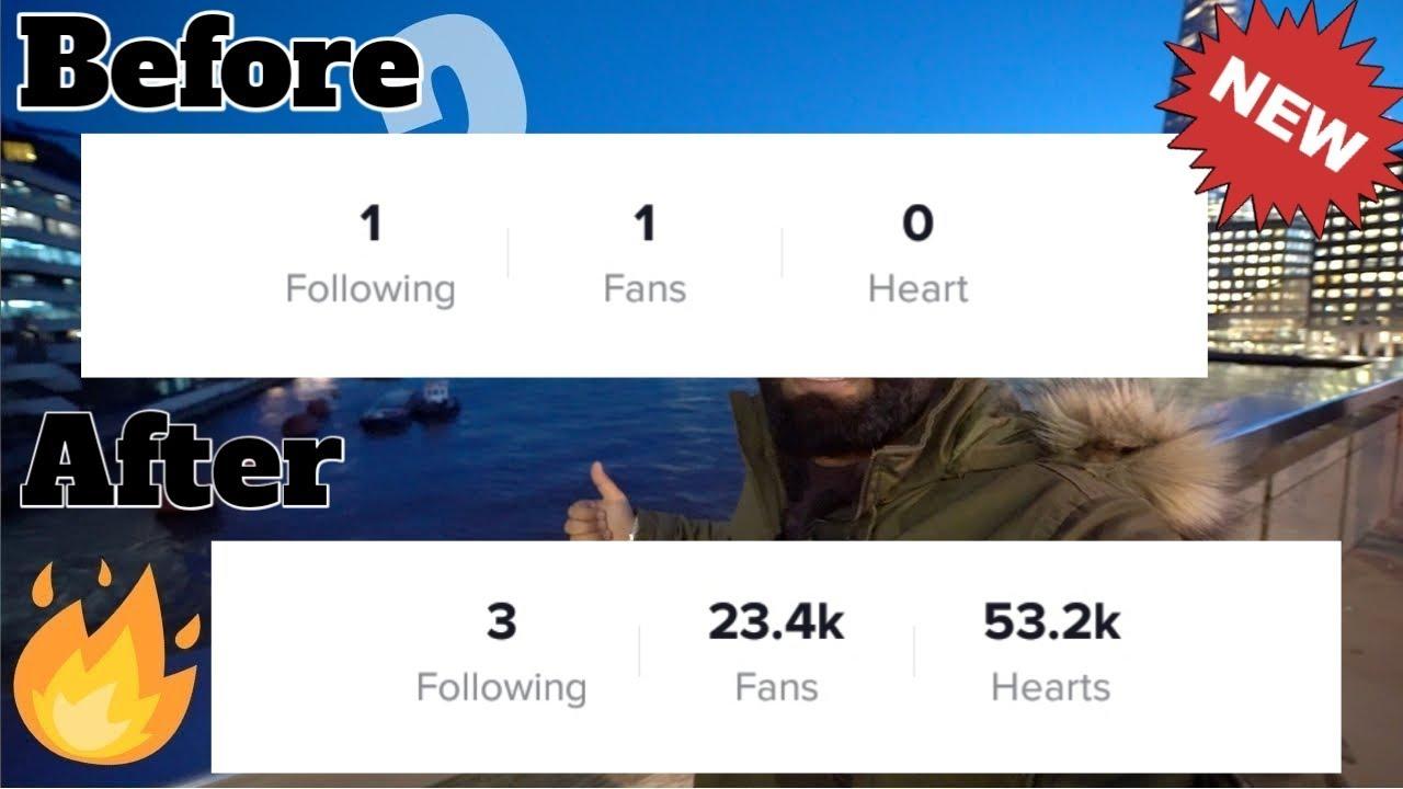 How To increase Free TikTok Fans || tiktok fans without human verification  || free tiktok fans by Irtaza Tech