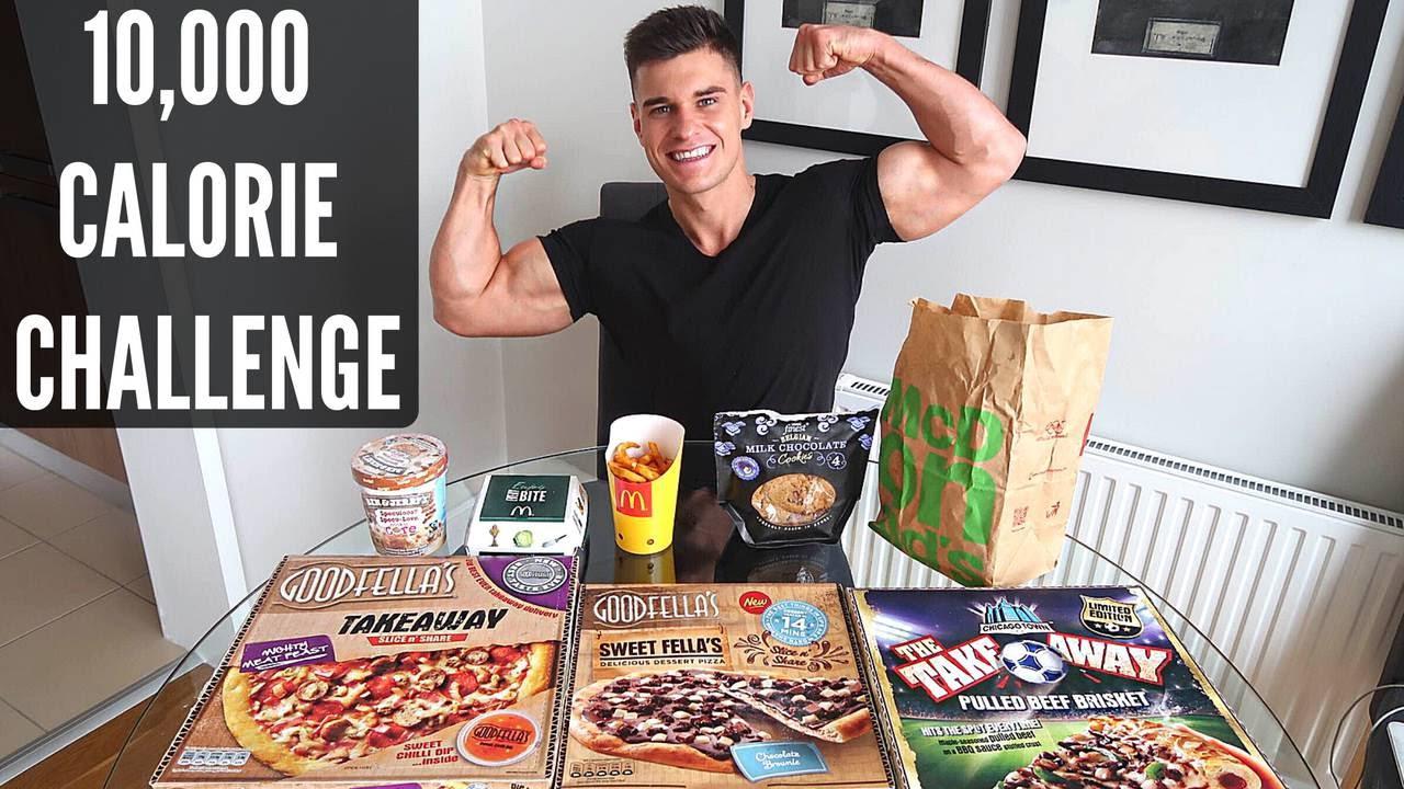 10 000 calorie diet plan
