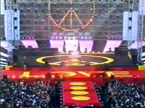 MYLENE ON TV - La Fureur - Je te rends ton amour - 19-06-1999