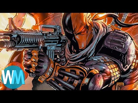 Top 10 Super Villains With the Best Fighting Ability
