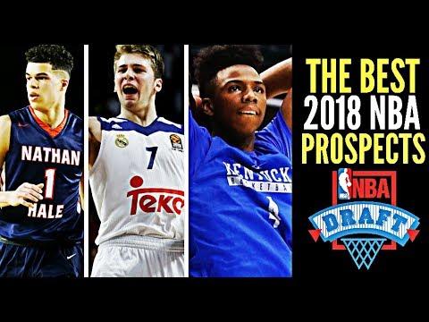 The Best 2018 NBA Prospects: Michael Porter, Jr. * Hamidou Diallo * Luka Doncic