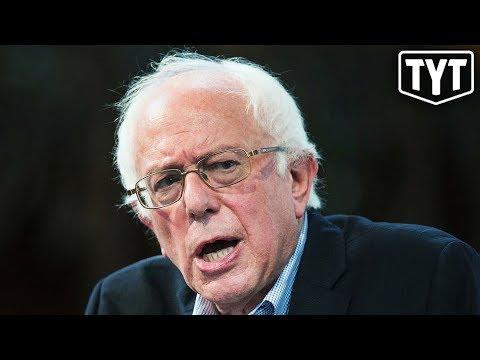Bernie Sanders Takes On Billionaire CEOs