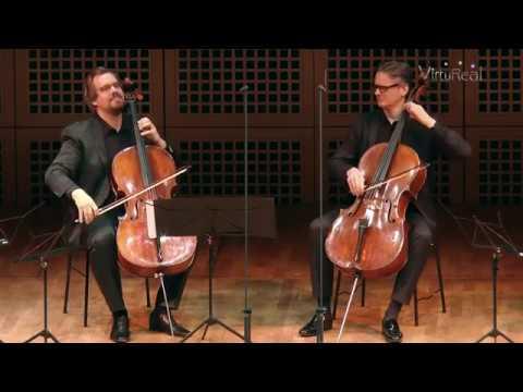 CelloVirtuoSix spielt: N Paganini Moses Variationen