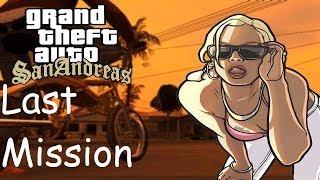 "GTA San Andreas Walkthrough ITA PC - Ultima Missione - ""End Of The Line"""