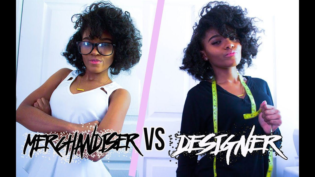 Fashion Fashion Merchandising Vs Fashion Design What S The Difference Youtube