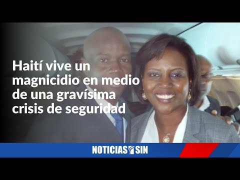 Seguimiento asesinato a presidente Haití