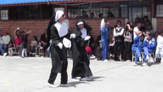 A caballito de Palo (MONJA STYLE)- Las Monjas Raperas
