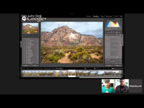 Enhancing Color with Lightroom