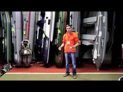 На что обращать внимание при выборе моторной лодки из ПВХ