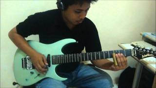 Joe Satriani - Sleepwalk Cover by Homer LRRG