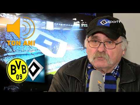 Wutrede! Helm-Peter im Wortgefecht mit HSV-Spieler   SPORT1