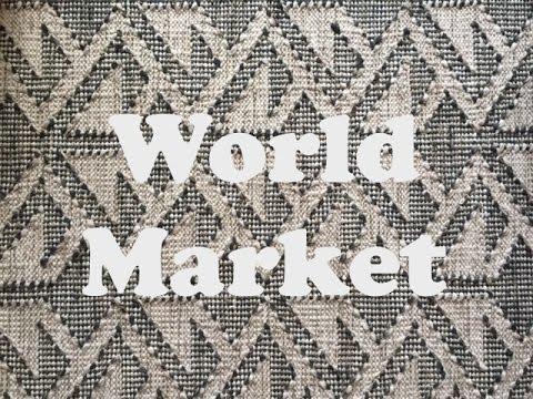HUGE CHRISTMAS DECOR HAUL   Home Goods & World Market