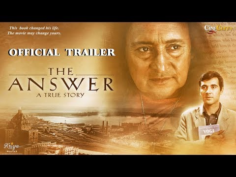 The Answer Official Trailer | Victor Banerjee, Leonidas Gulaptis