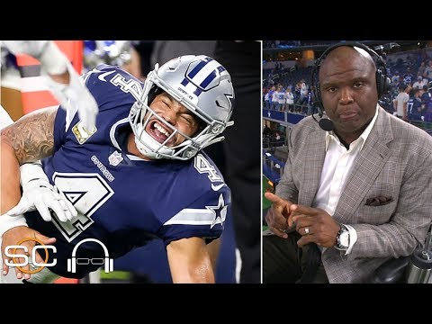 Dallas Cowboys' offense is 'stale' - Booger McFarland | SC with SVP