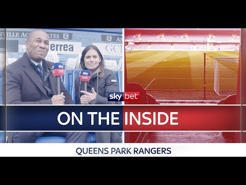 On The Inside | Queens Park Rangers Stadium | Behind The Scenes