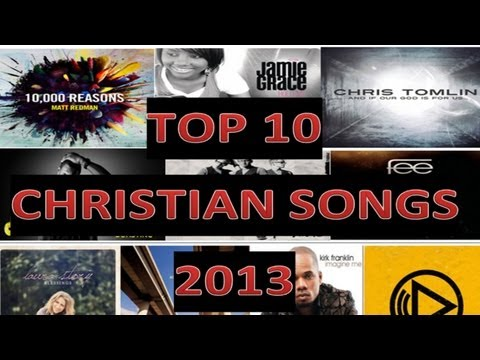 TOP 10 CHRISTIAN SONGS *NEW 2013* - @eman_fm