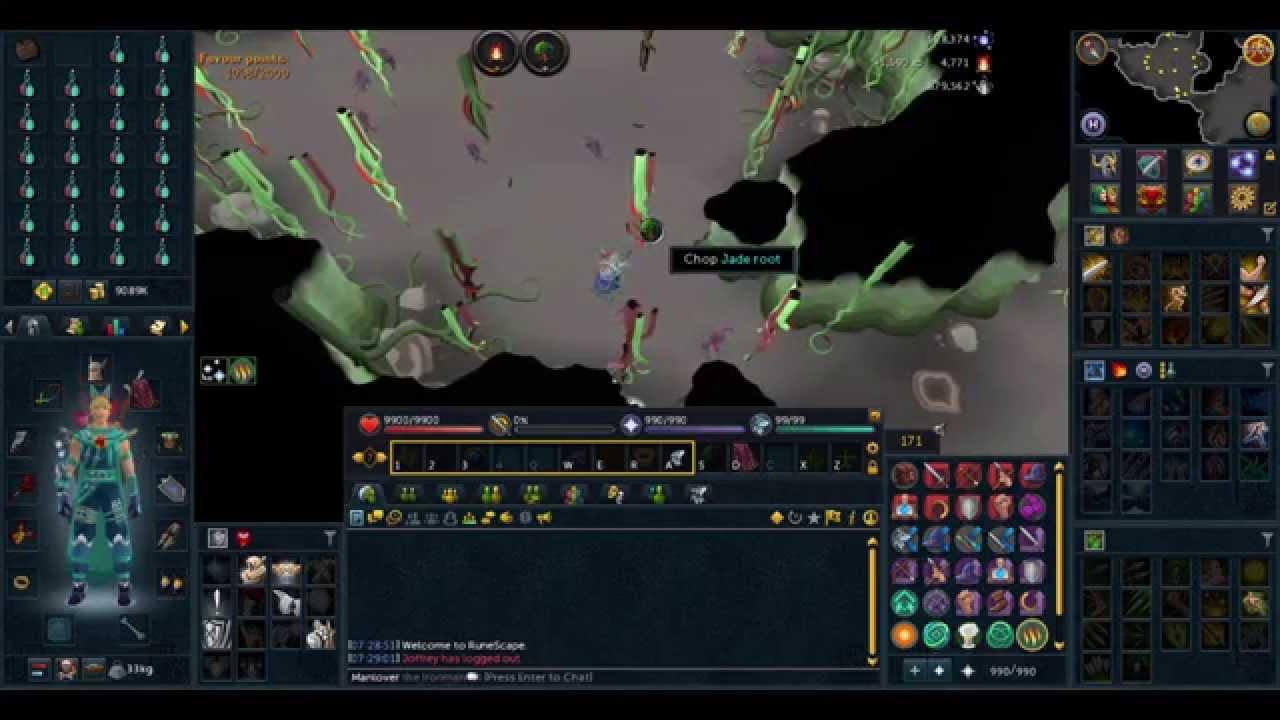 Manlover: Ironman - 1 Hour of Jadinko Lair Firemaking (With ...