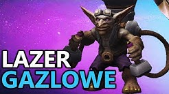 Lazer Gazlowe | Heroes of the Storm Gameplay