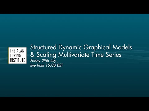 Professor Mike West: Structured Dynamic Graphical Models & Scaling Multivariate Time Series