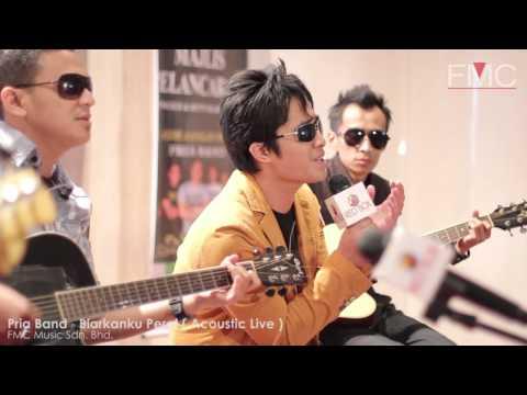 Pria Band - Biarkanku Pergi ( Acoustic LIVE )