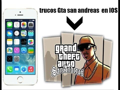 Trucos Gta San Andreas Armas Carros Dinero Infinito Para Ipad Iphone Ipod Touch