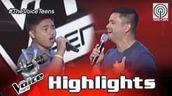 "Ogie Alcasid sings ""Huwag Ka Lang Mawawala"" with Darryl"