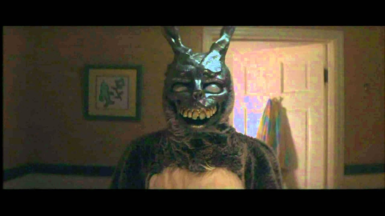Ghost Anime Girl Wallpaper Frank From Donnie Darko Youtube