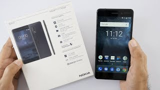 Nokia 6 Android Phone Unboxing amp Overview Retail Indian Unit