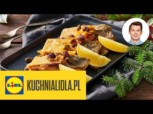 Wigilijny Klasyk W Nowej Odslonie Karp Na Cebulowej Pierzynce Karol Okrasa Kuchnia Lidla Youtube
